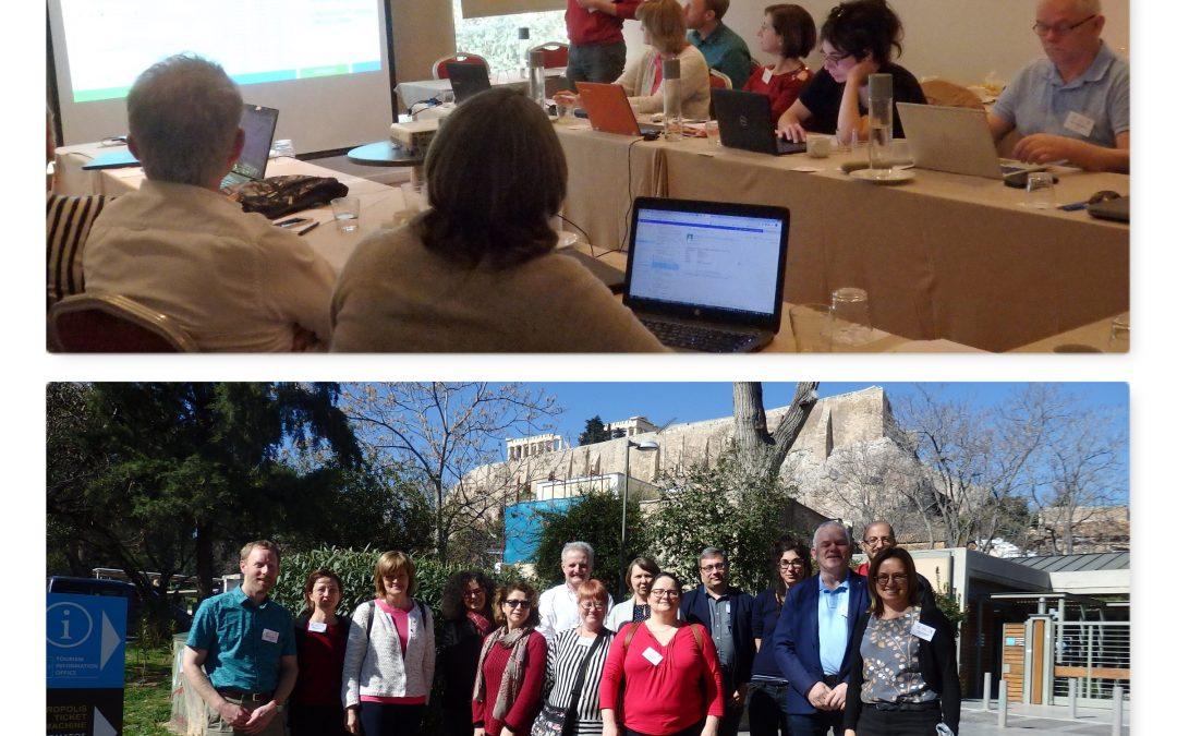 Συνάντηση εργασίας έργου της ECPGR με τη συνδιοργάνωση του Τ.Φ.Ο.Δ.Ν.